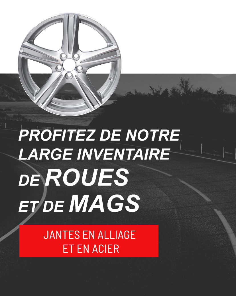 roues et mags